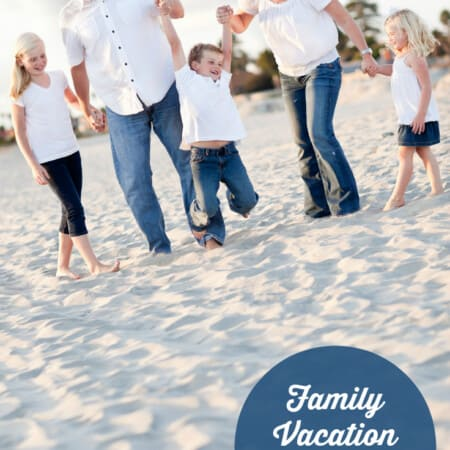 Family Vacation Budgeting Tips