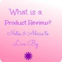What is a Product Review?