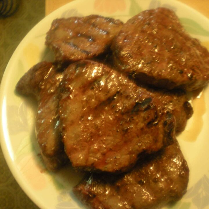 Citrus Infused Grilled Top Sirloin