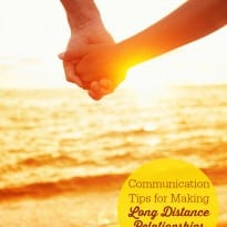 Communication Tips for Making Long Distance Relationships Work