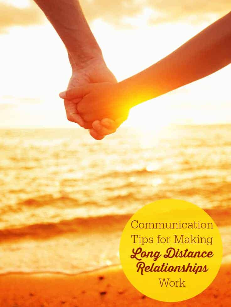 Communication Tips for Making Long Distance Relationships Work - how to have a healthy relationship despite the distance.