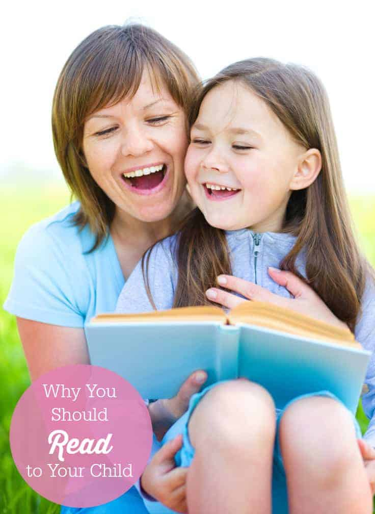 Why You Should Read to Your Child