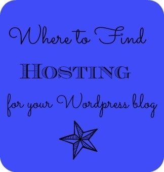 Where to Find Hosting for your WordPress Blog