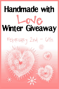 Handmade with Love Winter Giveaway