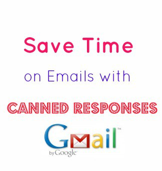 Save Time on Emails with Canned Responses
