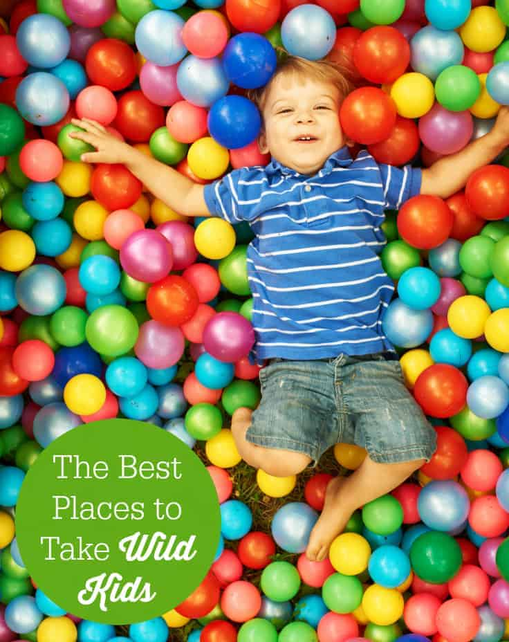 The Best Places to Take Wild Kids