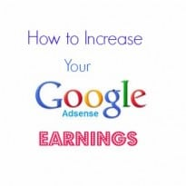 How to Increase Your AdSense Earnings
