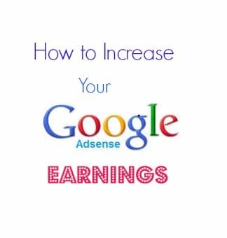 How to Increase Your AdSense Earnings - Step by step tutorial on how to increase your Google Adsense earnings.