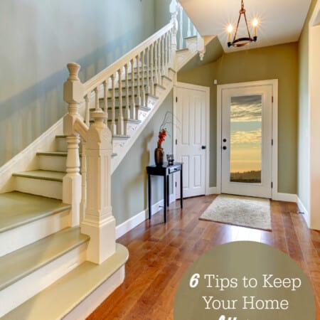 6 Tips to Keep Your Home Allergy-Friendly