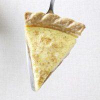 Caramel Custard Pie Recipe