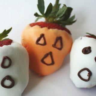 Scary Berries Recipe