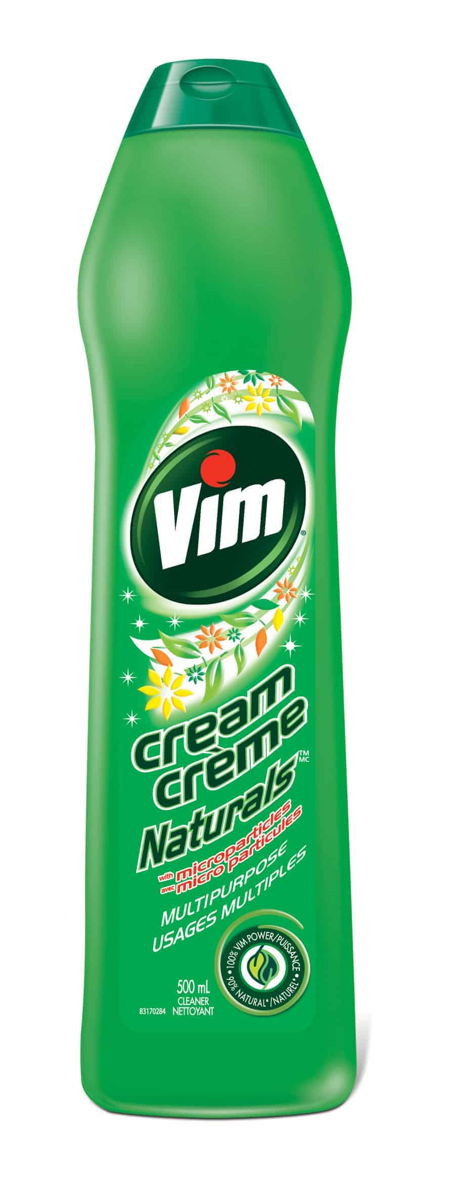 Vim Powerpro Naturals Cleaners Review Simply Stacie