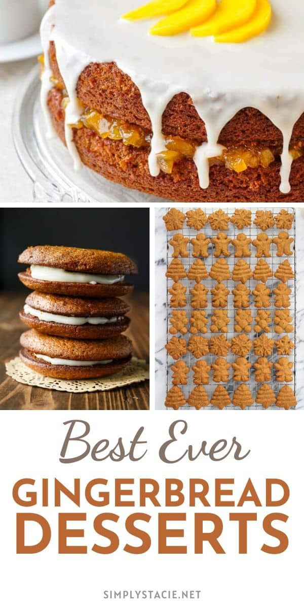 Grab a cup of coffee or your favorite beverage and enjoy browsing this fabulous Gingerbread Desserts collection. I am sure you will find several new recipes to include in your holiday baking this year.