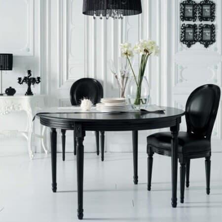 Black & White Decor Inspiration