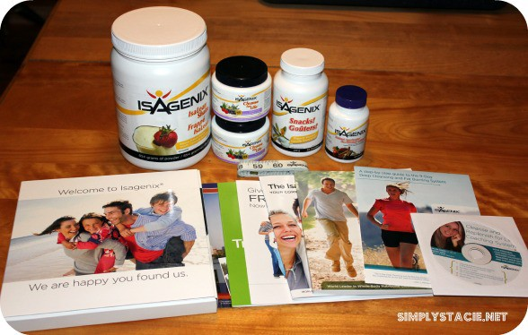 Isagenix 9-Day Deep Cleansing and Fat Burning System Review