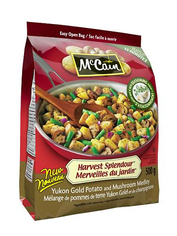 McCain Harvest Splendour Review