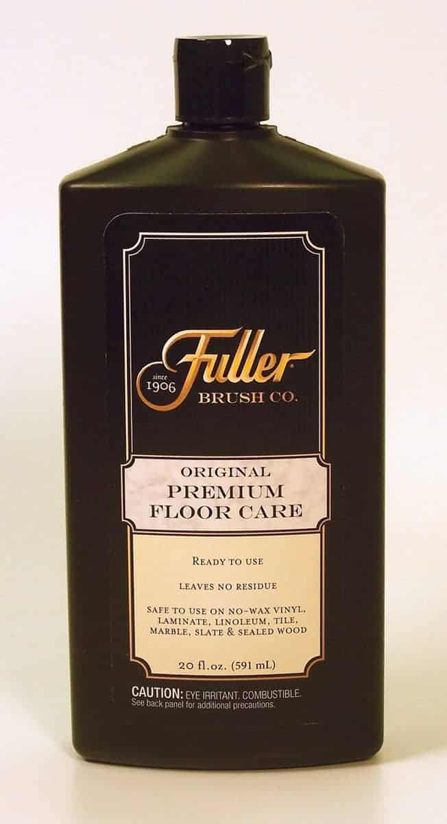 Fuller Brush Co Original Premium Floor Care Review