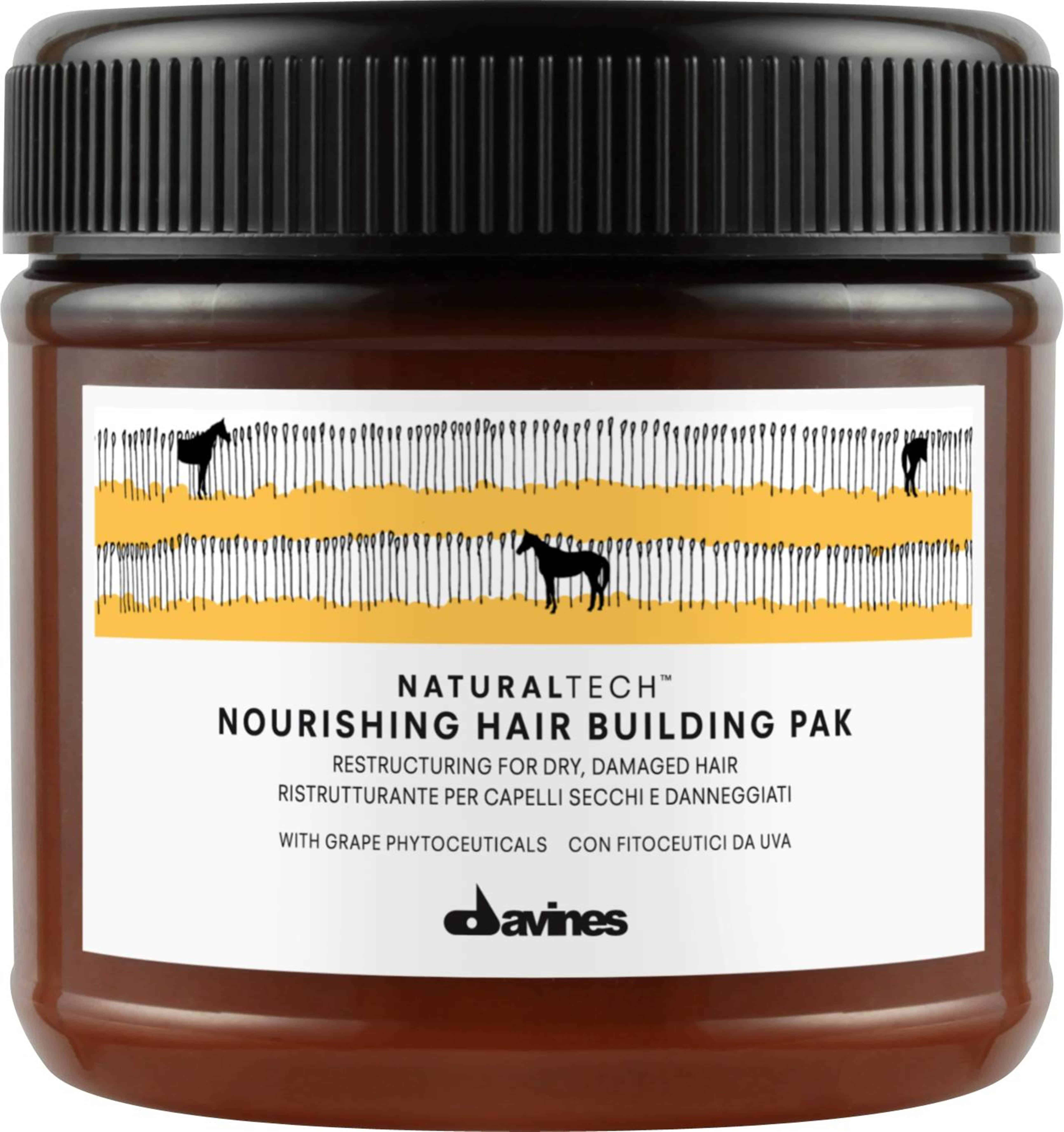 Natural Tech Nourishing Hair Building Pak Review