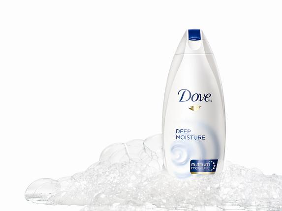 Dove Deep Moisture Body Wash Review