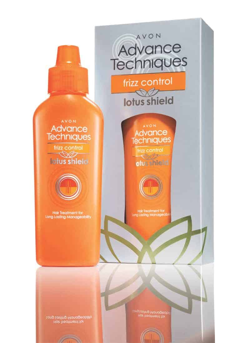 Free Samples of AVON Lotus Shield Anti Frizz Treatment ~ Very Limited Time Offer! - Simply Stacie