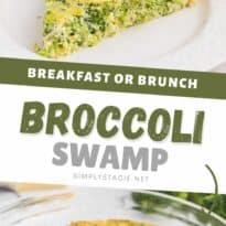 Broccoli Swamp collage
