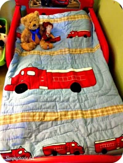 Fire Truck  Sheets on One Lucky Reader Will Win The Bedding Set Of Their Choice