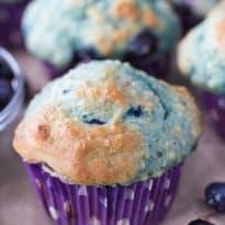 blueberry muffins-2-1