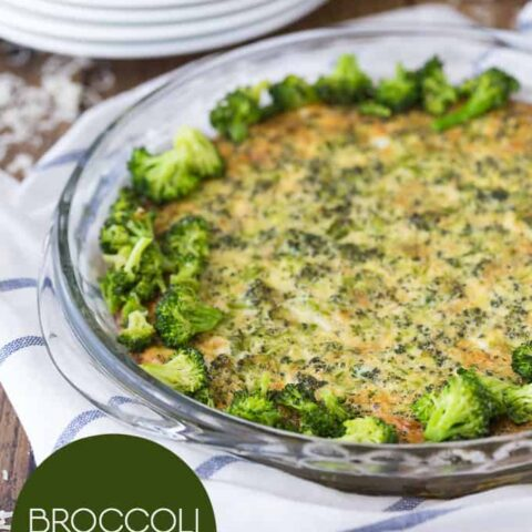 Broccoli Swamp - Don't let the name scare you away. This recipe is a keeper!