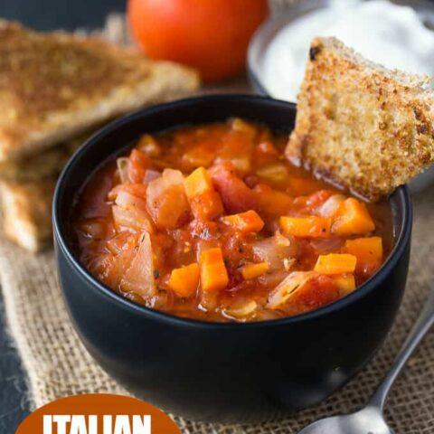 Italian Herb Soup