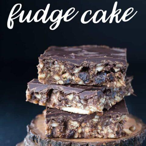 New Zealand Fudge Cake
