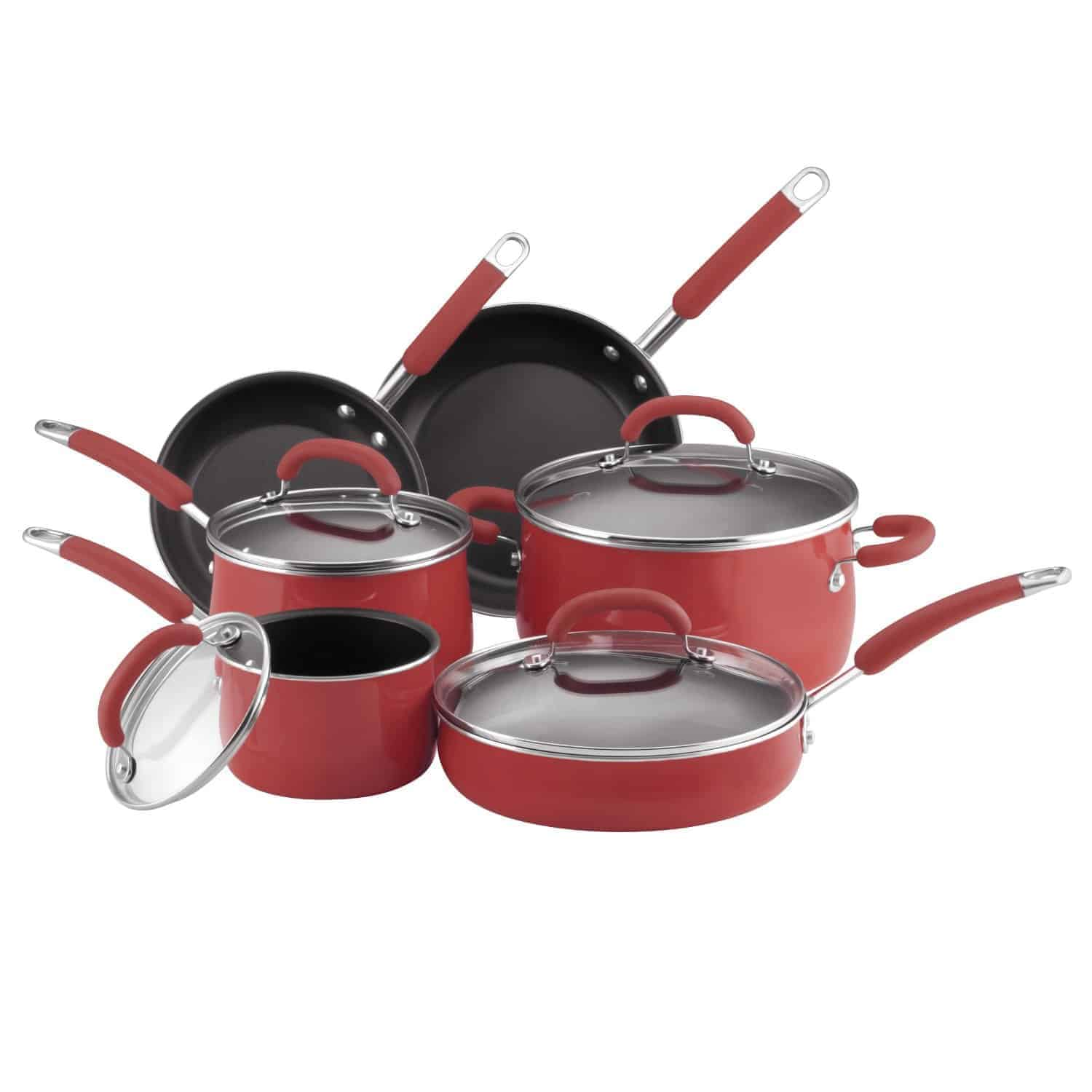 Win Rachael Ray Cookware Set At Makobi Scribe Us Amp Can