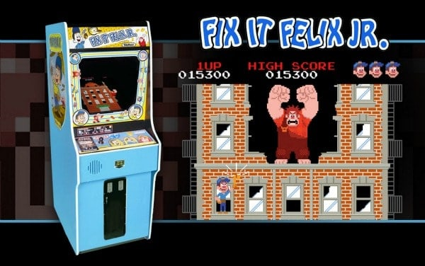 Fix It Felix Jr. Game
