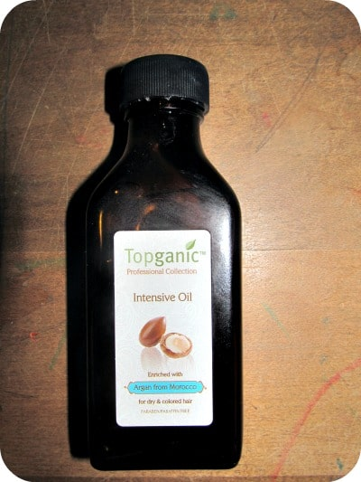 topganic intensive oil