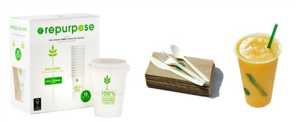 Repurpose Compostables Giveaway Prize