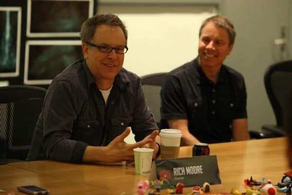 Wreck-It Ralph Director & Producer