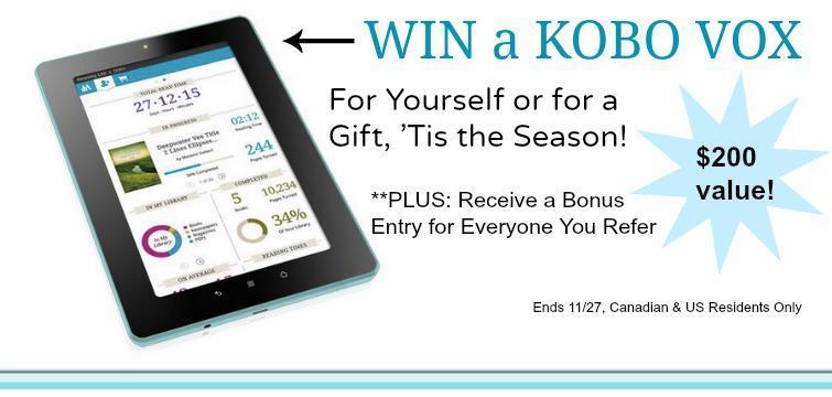 Win a Kobo Vox