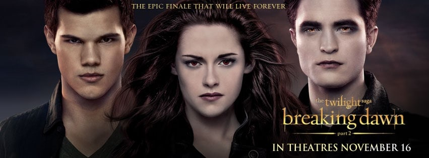 Breaking Dawn Part 2 Twitter Party