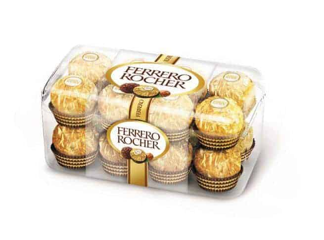 Ferrero Rocher 200 gram box