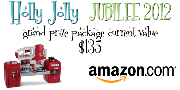 Grand Prize in Holly Jolly Jubilee Giveaway