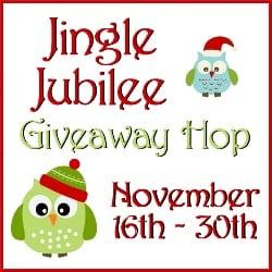Jingle Jubilee Giveaway Hop