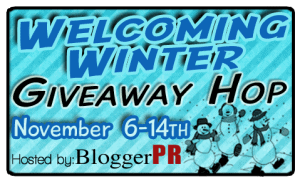 Welcoming Winter Giveaway Hop