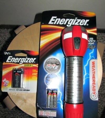 Energizer Change Your Clock Change Your Battery Program