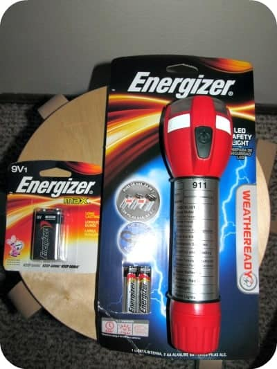 Energizer Change Your Clock Change Your Battery Program