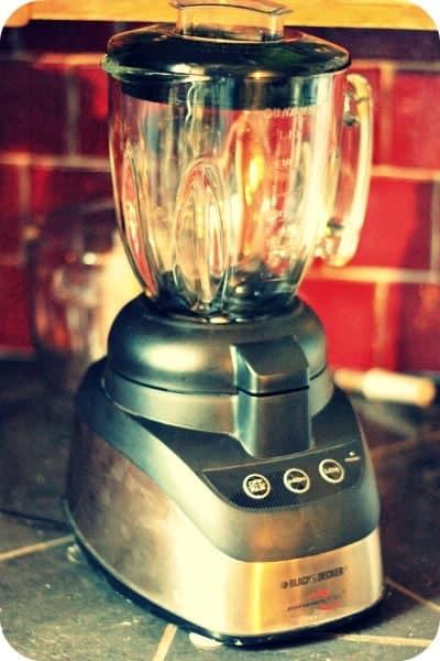 Black & Decker 2-in1 Food Processing and Blending Jar