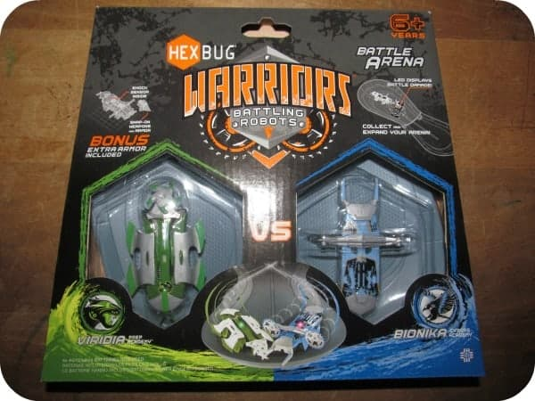 HEXBUG Warriors Battling Robots Battle