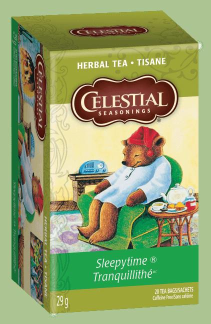 Sleepytime herbal tea review