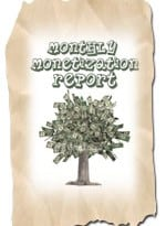 Monthly Monetization Report