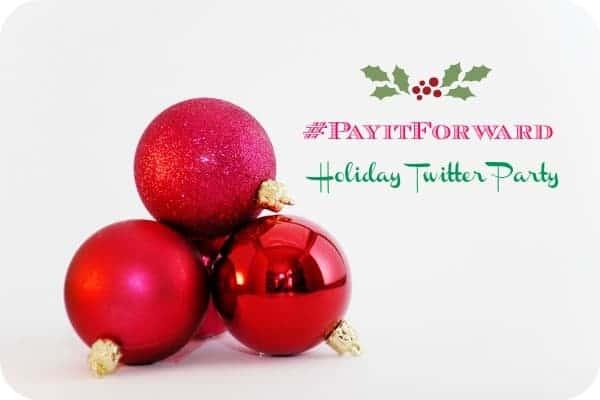 PayitForward Twitter Party