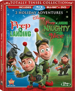 Prep & Landing Totally Tinsel Collection
