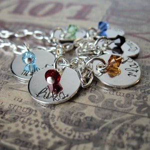 Wickedly Mod Hand Stamped Jewelry